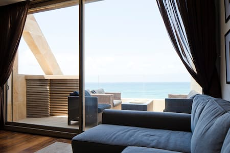 Boutique sea-view apt. - Tel Aviv-Yafo - Wohnung