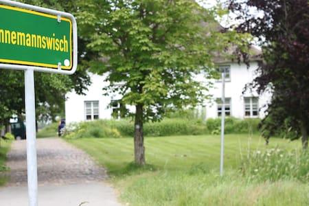 Charmante FeWo Nähe Nordsee - Norderwöhrden
