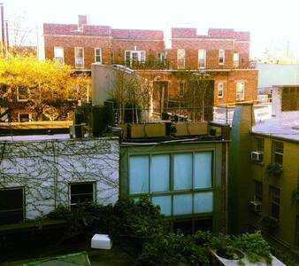 In the heart of Greenwich village! - New York - Apartment