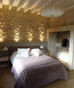 B&B romantique châteaux de la Loire - Bed & Breakfast
