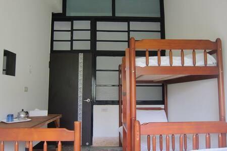 跑者之家-四床位宿舍(4-beds dorm) - Penzion (B&B)