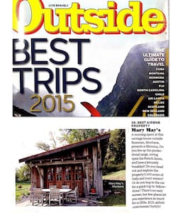 """Best Airbnb"" -Outside Magazine - House"