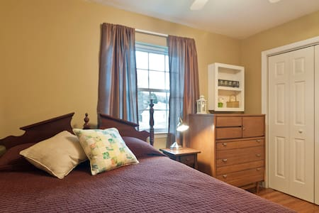 Comfy Guest Bedroom - House