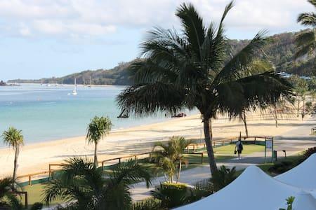 Tangalooma Resort Beachfront Apartment - Moreton Island
