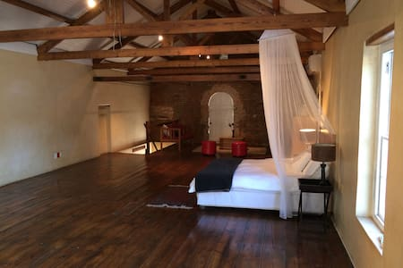 Self-catering historic loft space - Paarl - Loft