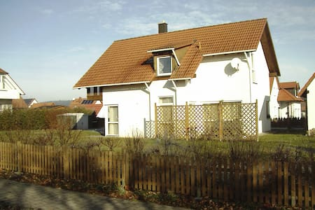 cosy home in a quiet place - Oberdachstetten - Casa