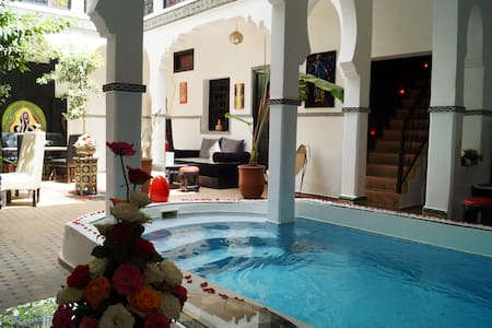 riad suite bahia double room