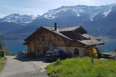 Wohnung mit privatem Zugang zum See - Lomamökki