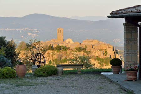 Agri Panorama Civita di Bagnoregio