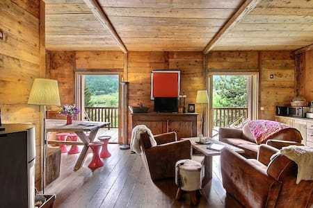 Charming chalet in Serre-Chevalier