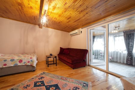 Cosy and familiar appartment - İstanbul - Apartment