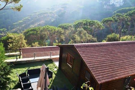 Pineville Lebanon 1 Bedroom Chalet - Faház