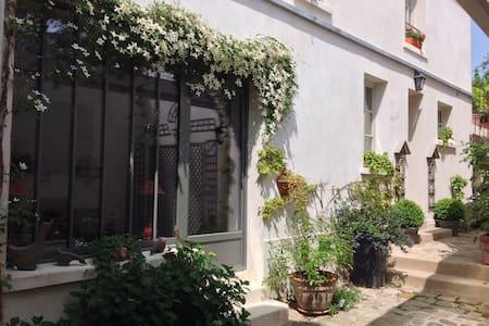 Maison de charme près de Versailles - Reihenhaus