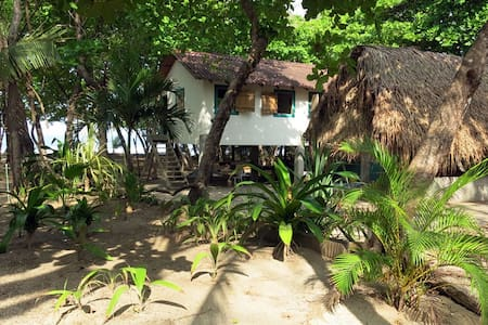 Room type: Entire home/apt Property type: Cabin Accommodates: 6 Bedrooms: 2 Bathrooms: 2.5