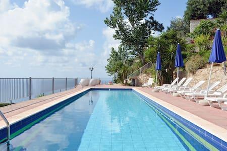 Piscina,Vista,Giardino,4km daTropea - Tropea