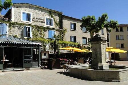 Chambre entre Avignon et Carpentras