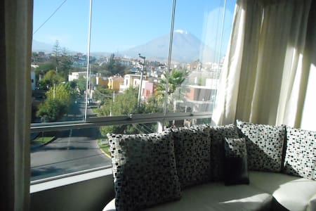 Enjoy a pleasant stay and best view - Apartment