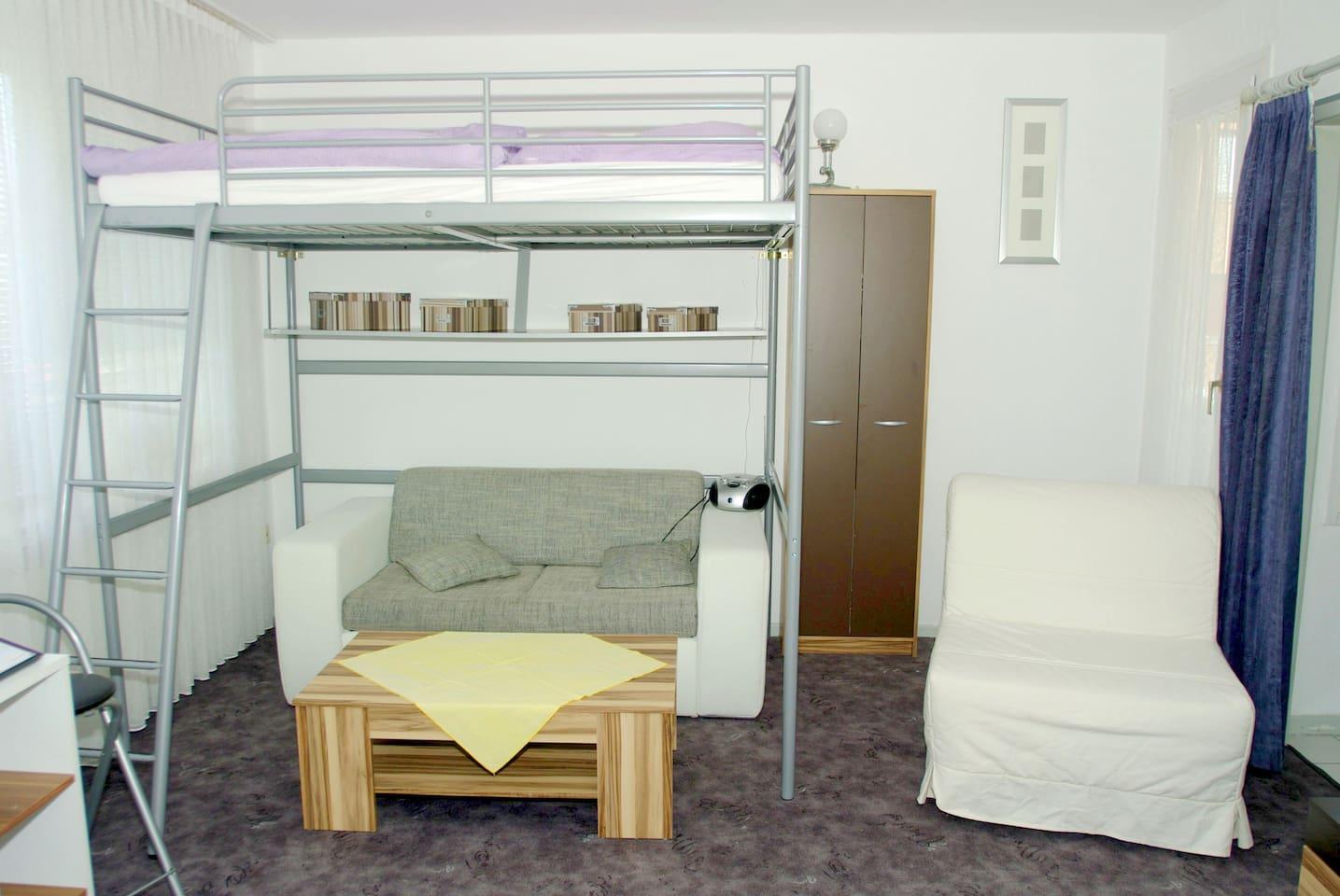 private appartment City Bremen