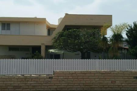 Amazing private Villa by the Sea - Shavei Tzion - Villa