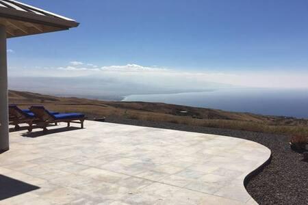 Kohala Mountain Vacations - Turtle Suite - Waimea