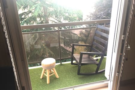 Cute apartment close from Paris. Third floor - Wohnung