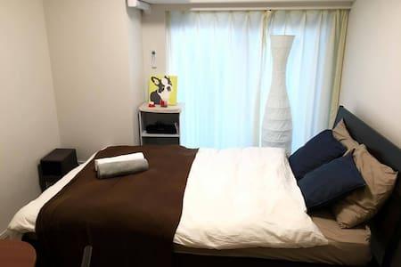 2【NEW】3min for St. Good location Ginza,Tsukiji - 中央区 - Apartment