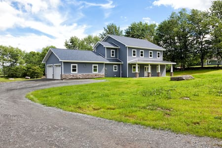 New resort home near Elk Mountain - Union Dale - Hus