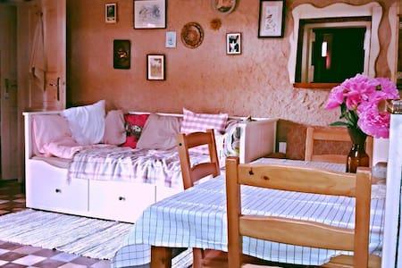 Spokojny domek  na Kaszubach !!! ☺ - House