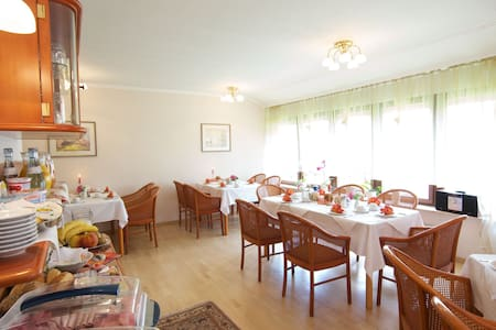 Guest Room in Wolfschlugen #6990 - Wolfschlugen - Casa