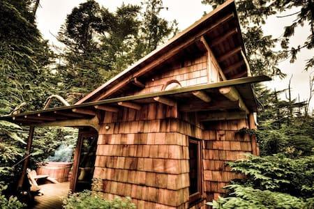 Stargazer Sleeping Loft, Tofino BC - Treehouse