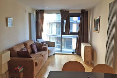 Lovely home, 1 bedroom apartment in Canary Wharf - London