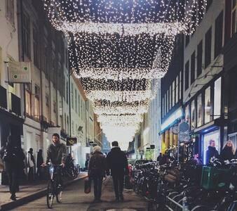 In the heart of Copenhagen