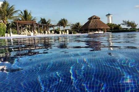 Hermoso departamento residencial!! - Cancun  - Kondominium