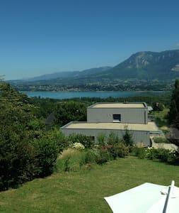 lac et montagne: appartement - Le Bourget-du-Lac - Appartement