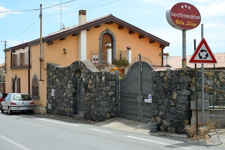 villa liliya 2, near Taormina 1 - Fiumefreddo di Sicilia - Aamiaismajoitus