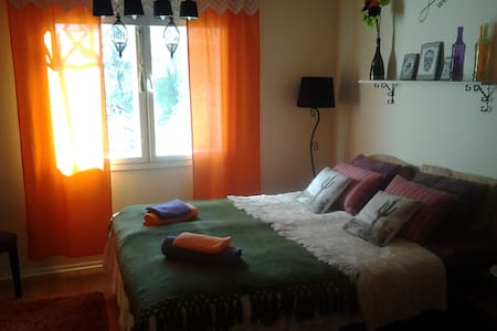 Nice guestroom in the archipelago in Parainen! - Parainen - Haus