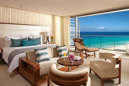All-Inclusive,Secrets The Vine Cancun - Cancún - Appartement