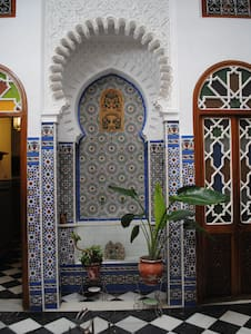 Maison Arabe type Riad dans médina