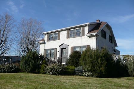 Grande maison cottage familiale - Notre-Dame-du-Bon-Conseil - Ház