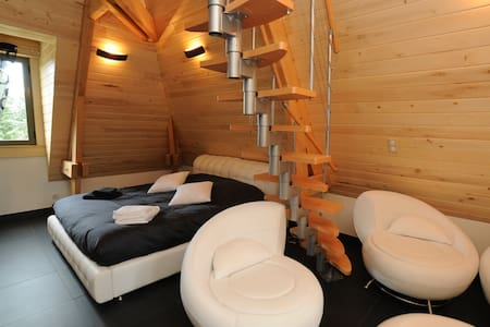 Suite 3pers, piscine/spa/sauna - Sarlat-la-Canéda - Villa