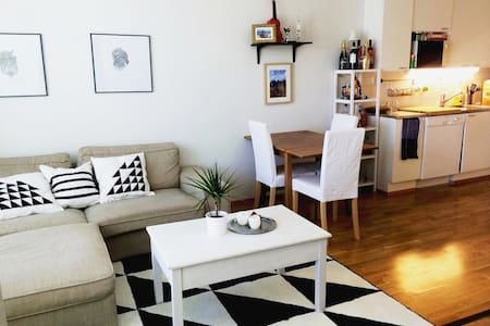Cozy aparment in the heart of Turku