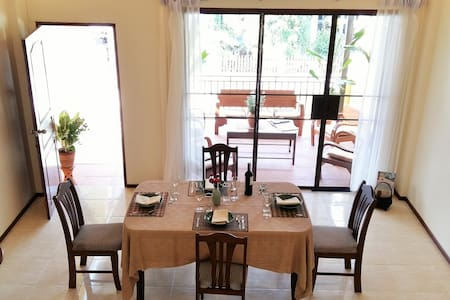 TownHouse Apartment near Golf Club in City area. - Wat Ket - House
