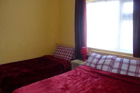 Deacys B&B are ideally located within Galway City, only 5minutes walking distance from City Centre. Free Parking. Free Wi-Fi. Multi Television Channels. All rooms en-suite. Full Irish Breakfast included. Also arrange collection for any tourists