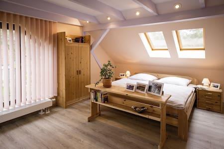 Gemütliche 1 Zimmer Wohnung Seenähe - Huis