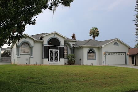 Waterfront home with pool, dock, and boat lift - Crystal River - Διαμέρισμα