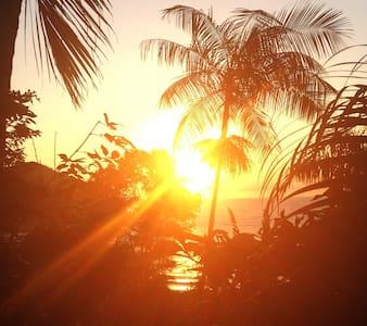 little piece of paradise...