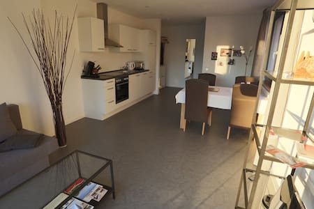 Topmodern in ruhiger Panoramalage - Appartement