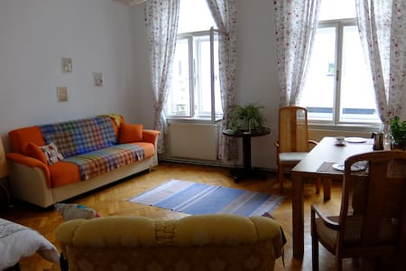 LOCATION and CHARM, Cultural Vienna - Wenen - Appartement