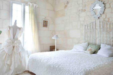 Chambres maison de charme Bordeaux - Tresses