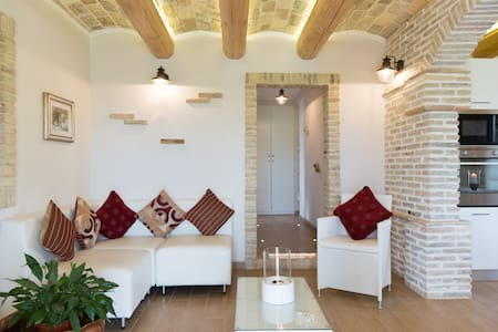 I 3 Laghi - St' Agnese Ground floor - Haus